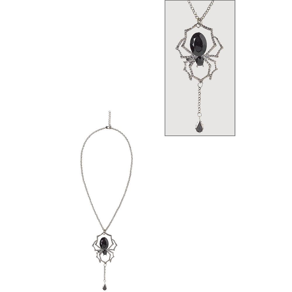 Black Widow Necklace Image #1