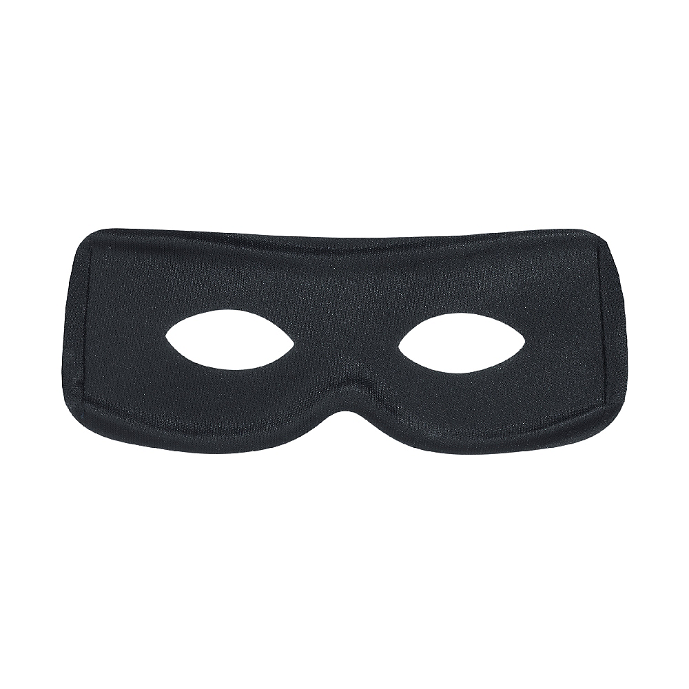 Nav Item for Black Bandit Mask Image #1