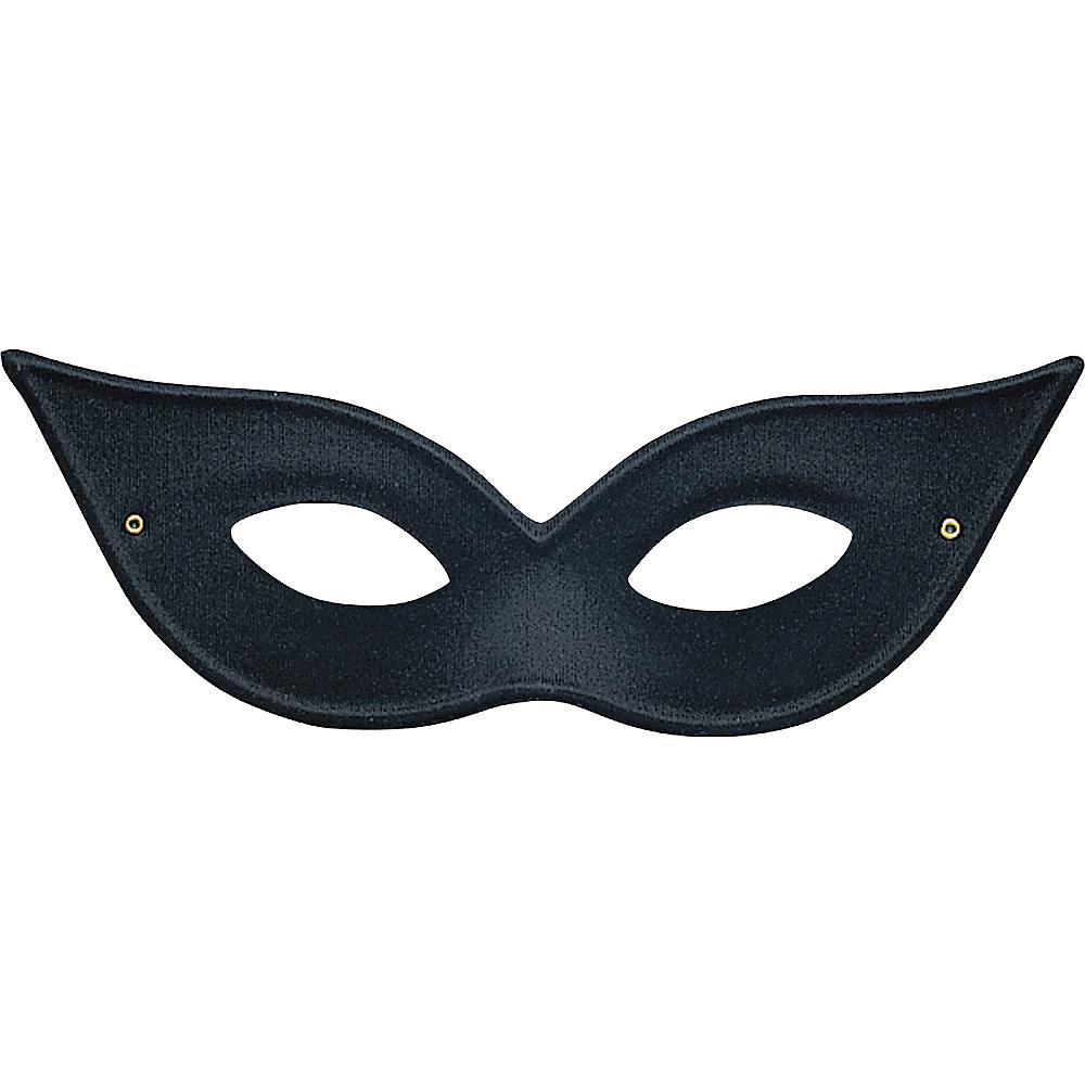 Black Winged Eye Mask Image #1