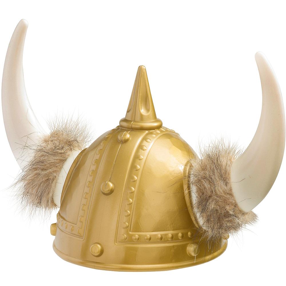 Viking Helmet Deluxe Image #1