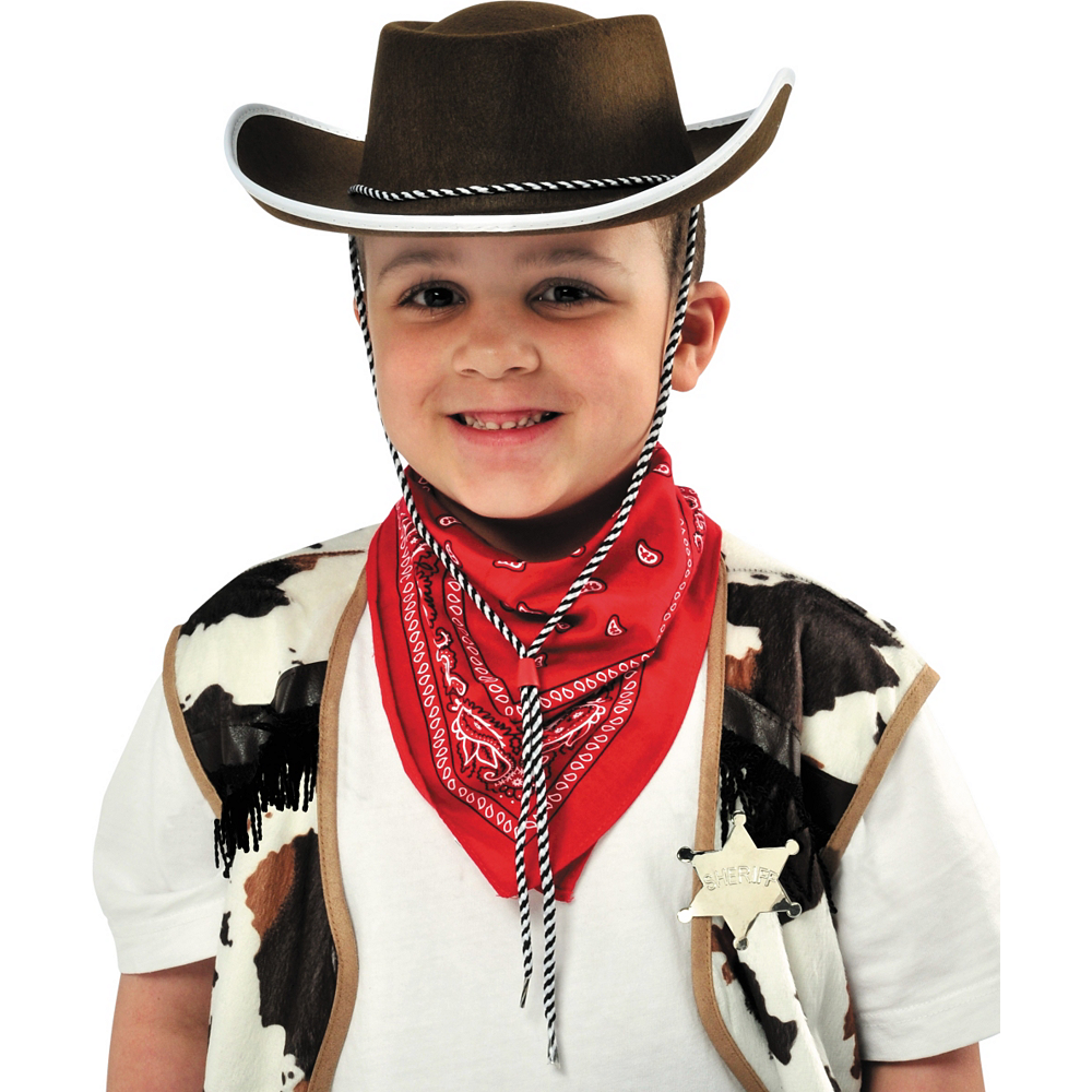 4c20ec461ab Child Cowboy Hat 9 1 2in x 3 1 4in