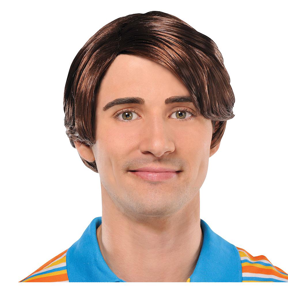 Used Car Salesman Wig Image #1