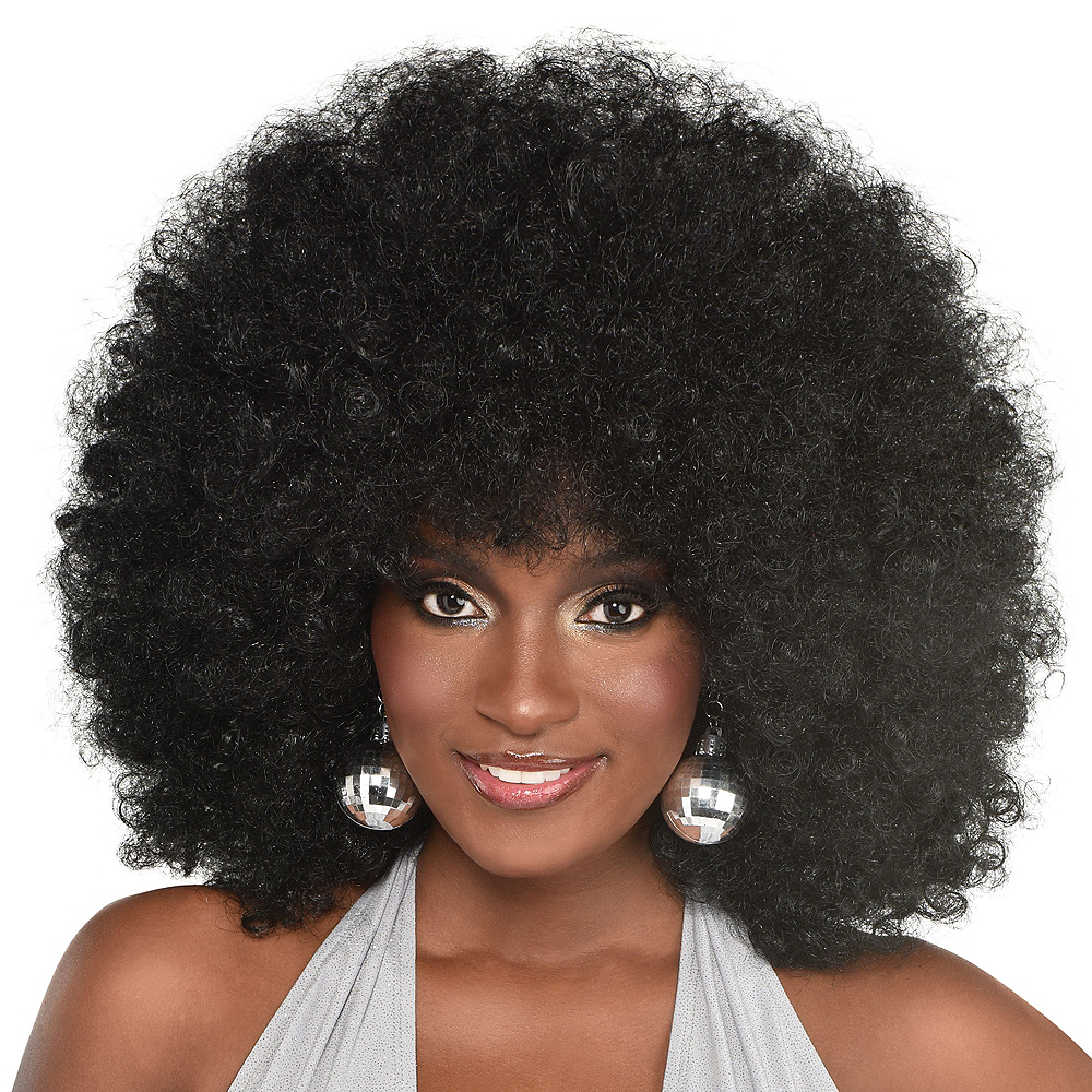 Biggest Afro Wig  Ever Image #1