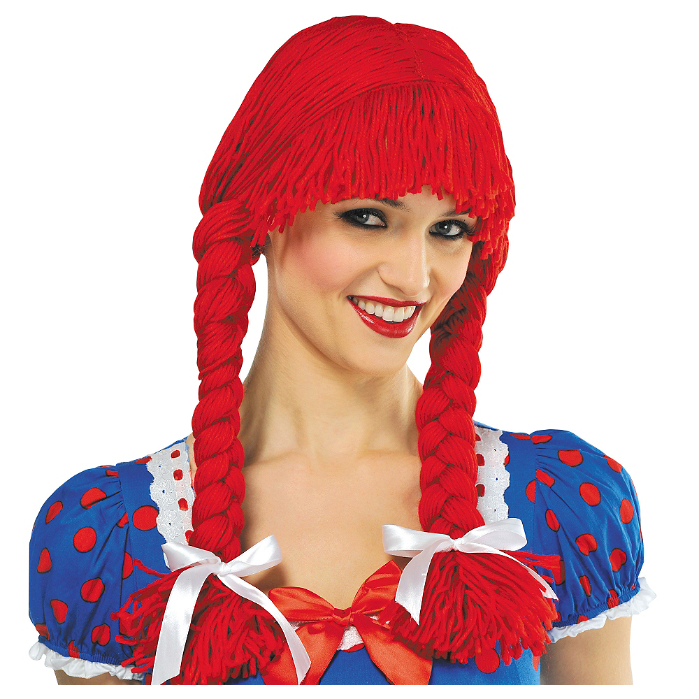 Nav Item for Rag Doll Wig Image #1