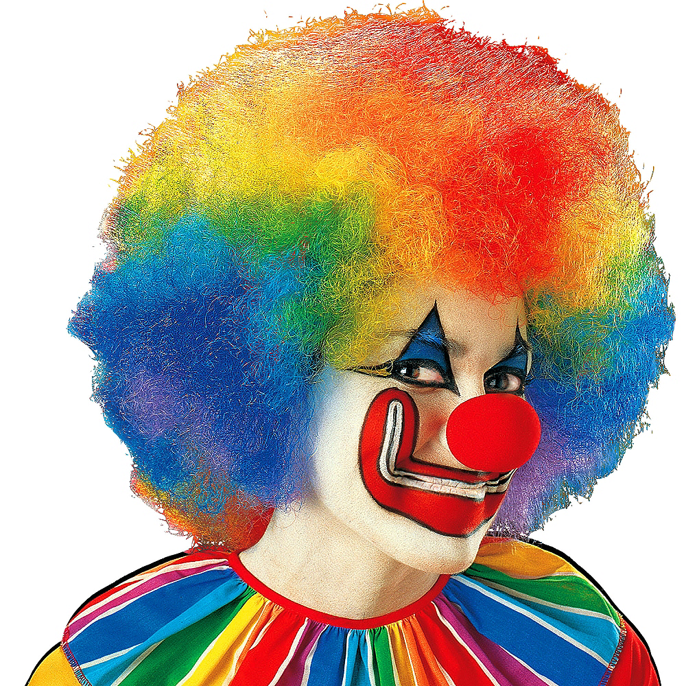 Spooky Faces Clown Makeup Kit Image #2