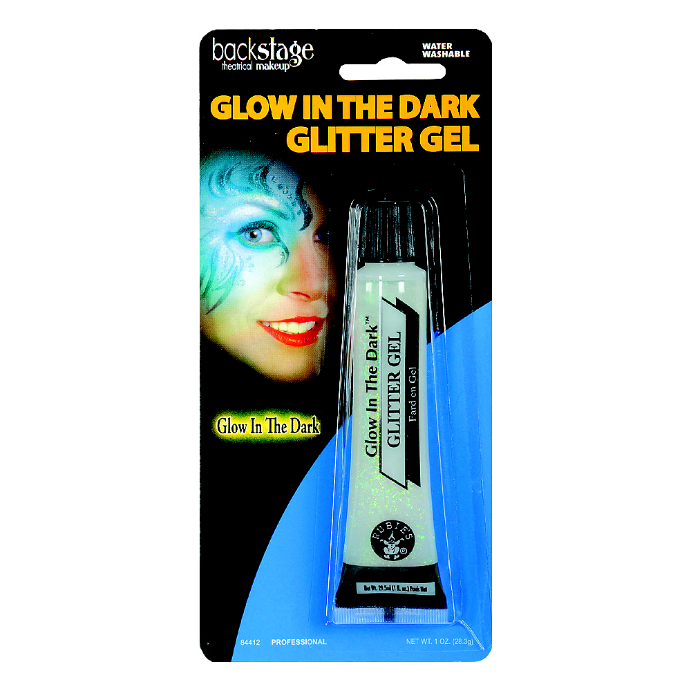 Glow Hair & Body Glitter Gel Image #1