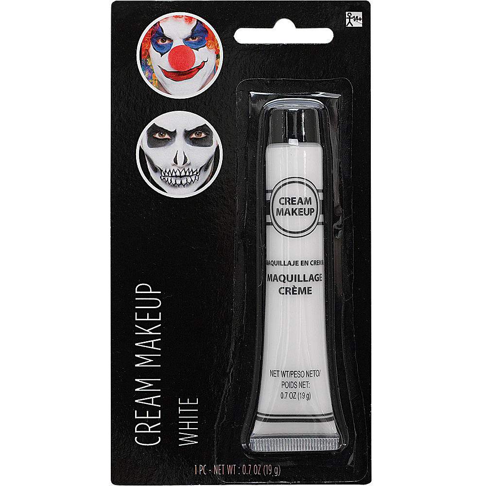 White Cream Makeup 0.7oz Image #1