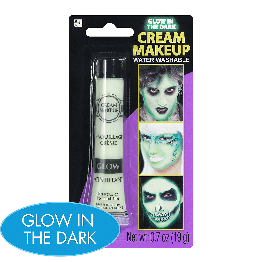 Cream Glow in the Dark Makeup 0.7oz Image #1