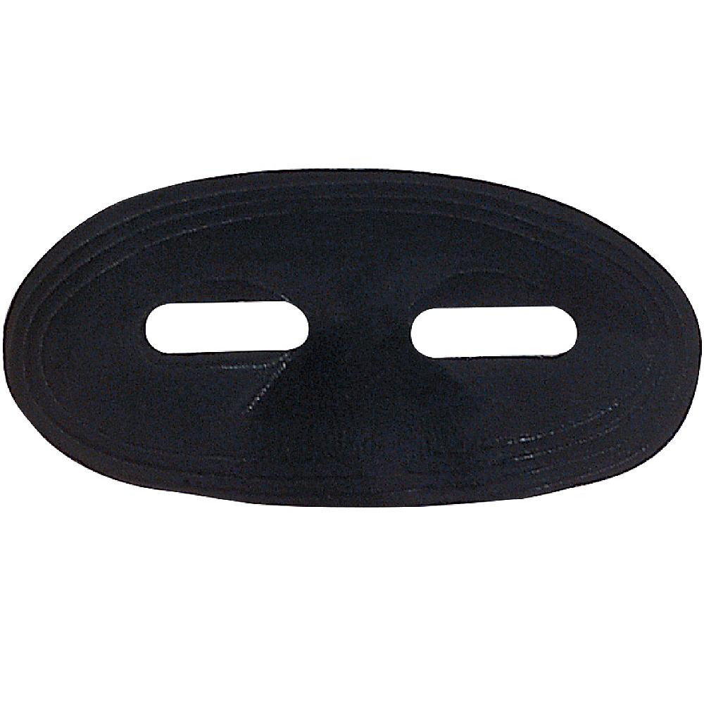 Black Domino Mask Image #1