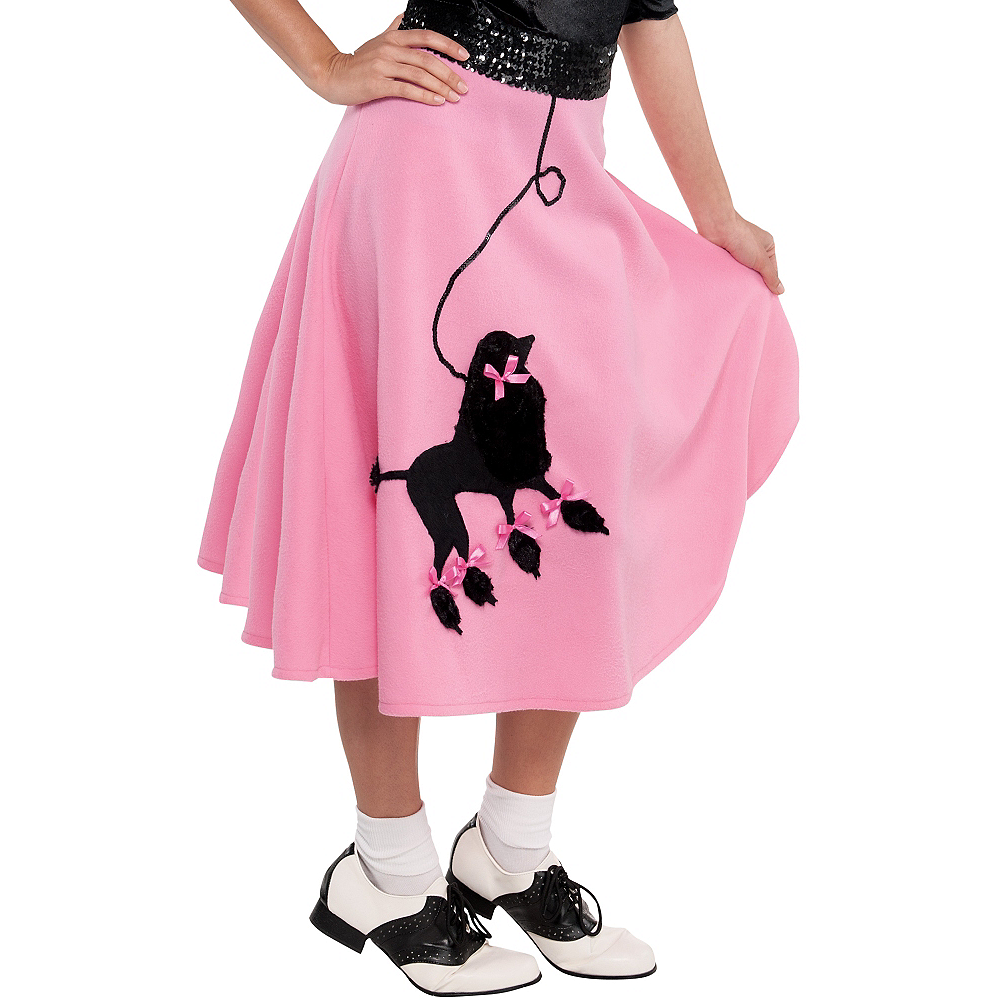 b895aaa388e7 Poodle Skirt for Adults | Party City Canada