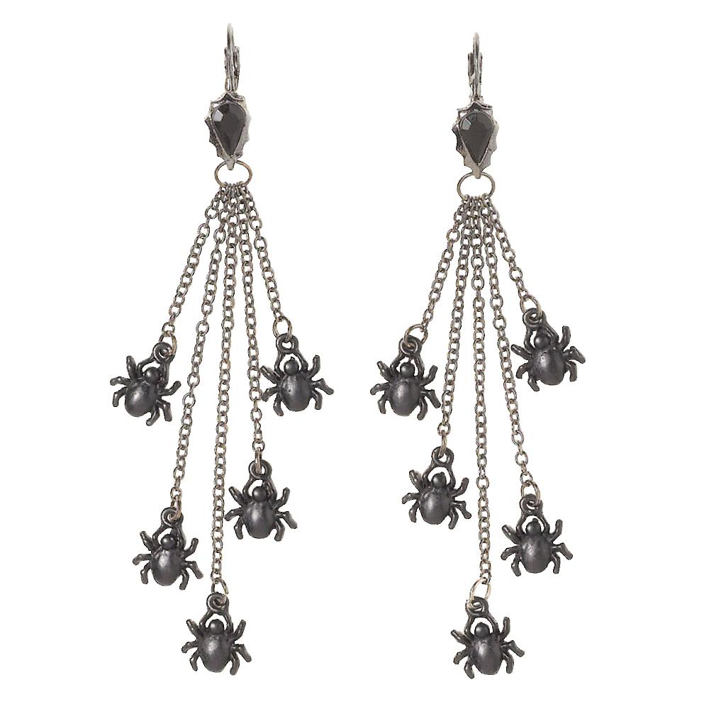 Spider Earrings Image #1