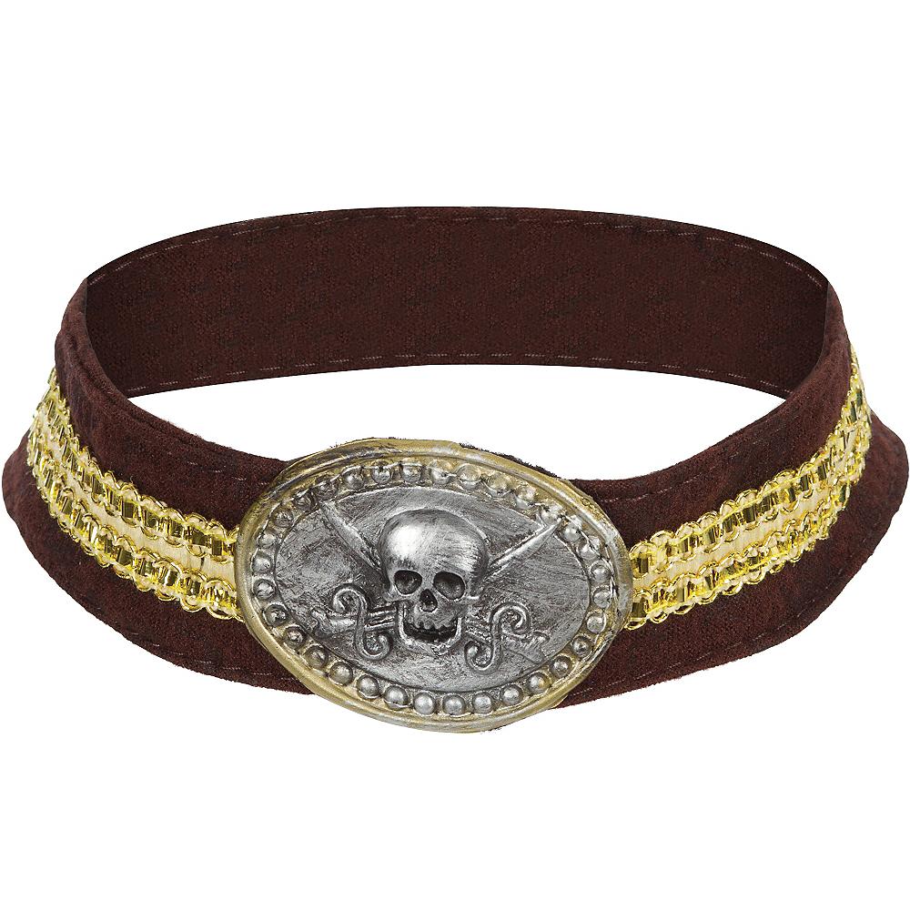 Pirate Skull Choker Image #1