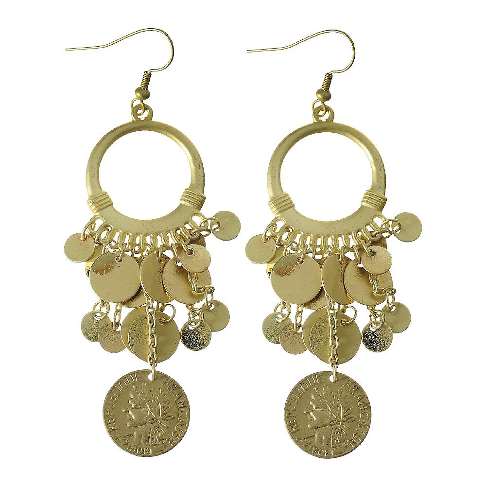Roman Earrings Image #1
