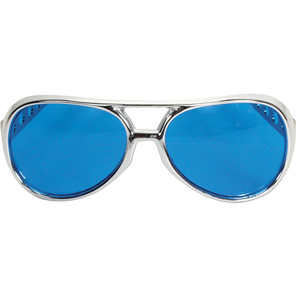 Silver Rock & Roll Sunglasses Image #1