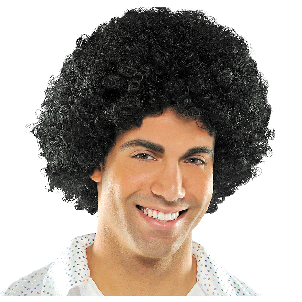 Nav Item for Jumbo Curly Wig Image #1