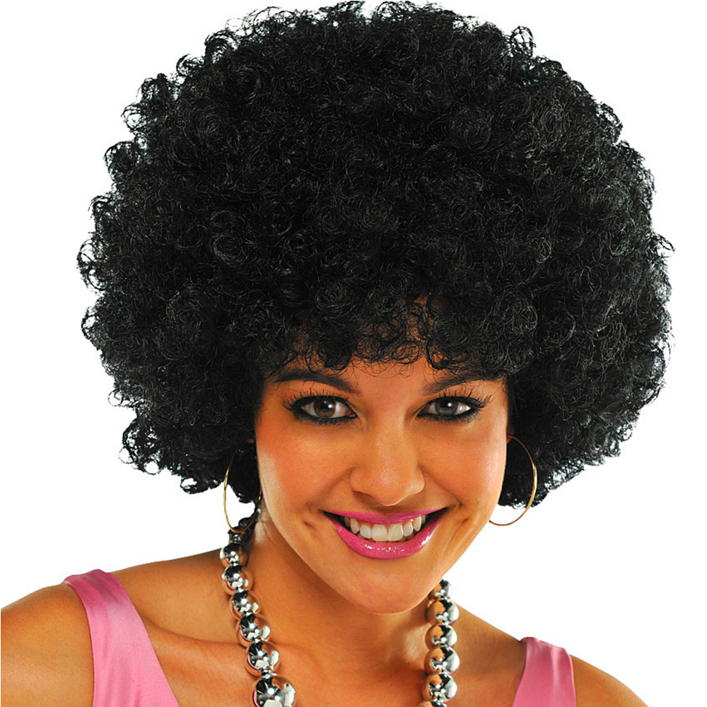Nav Item for Jumbo Curly Wig Image #2