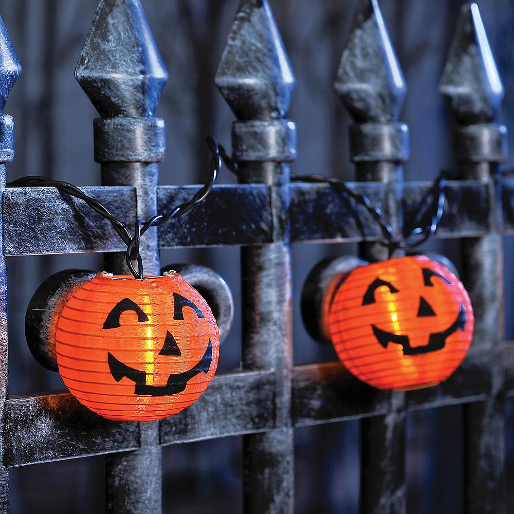 Electric Pumpkin Lights Image #4
