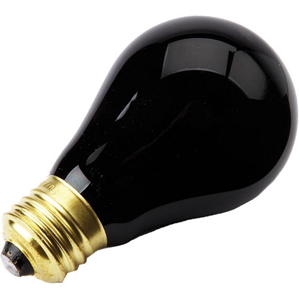 Classic Black Light Bulb Image #1