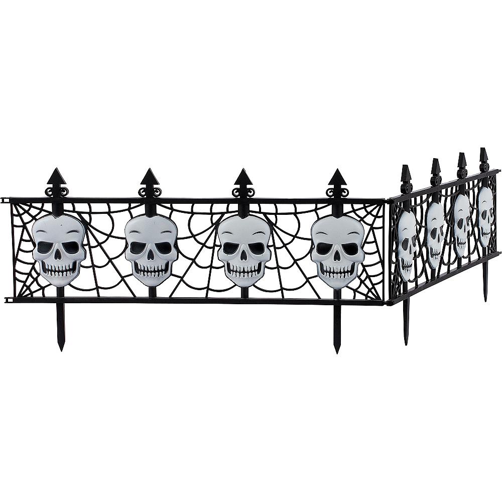 Gothic Skull Fences 2ct Image #1