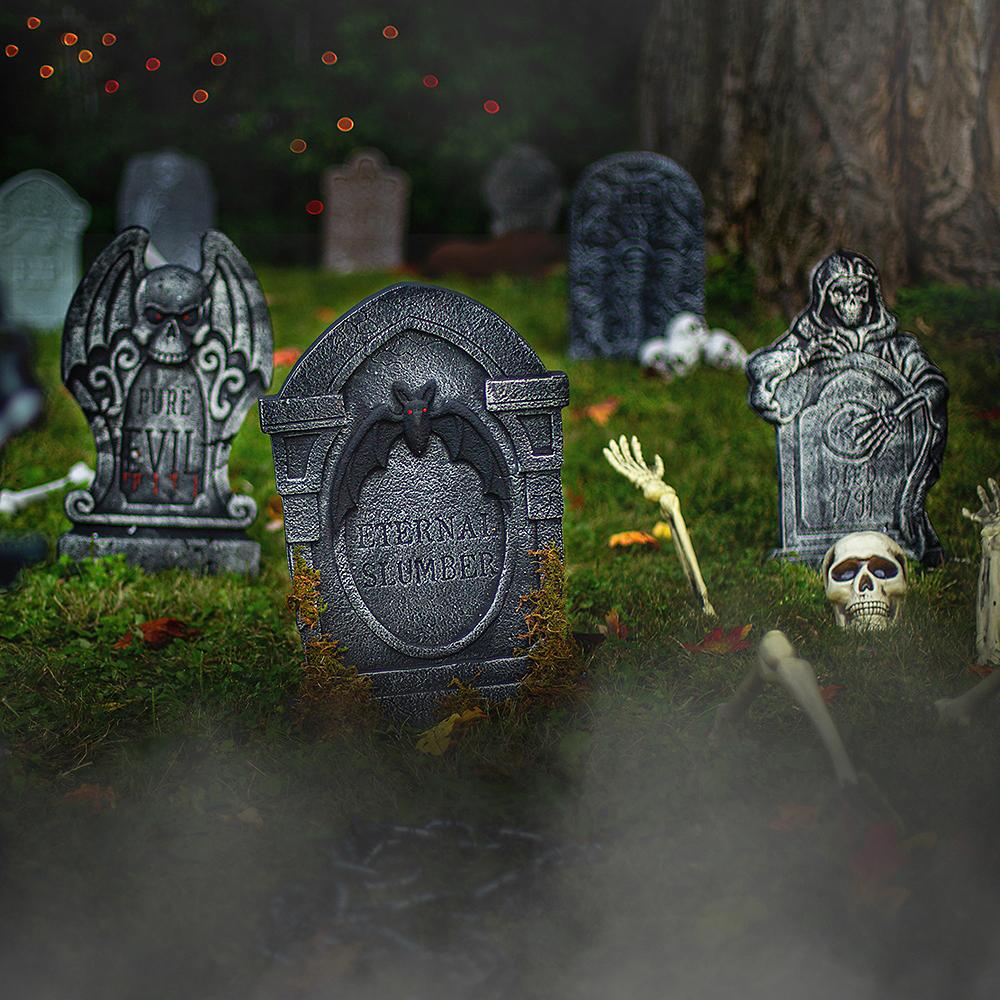 Cemetery Fences 2ct Image #3