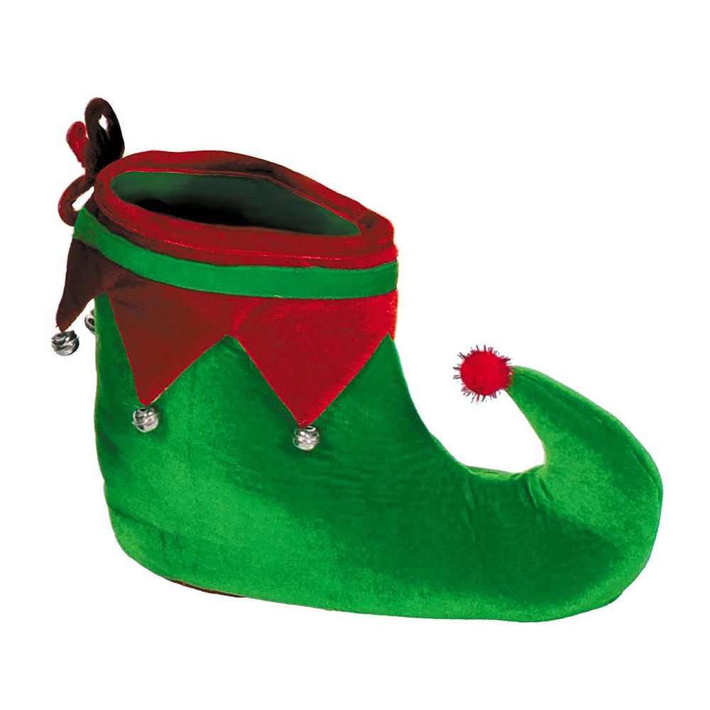 Adult Elf Shoes Image #1