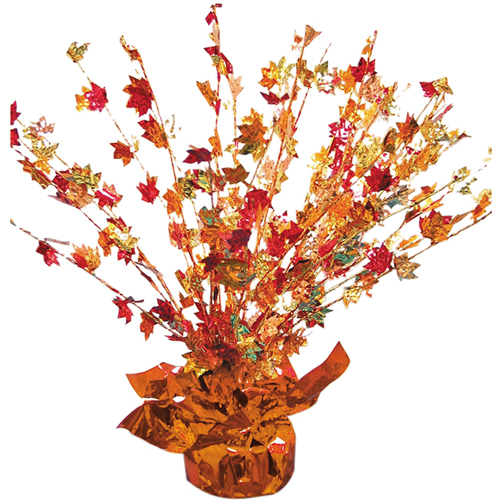 Fall Leaves Spray Centerpiece Image #1