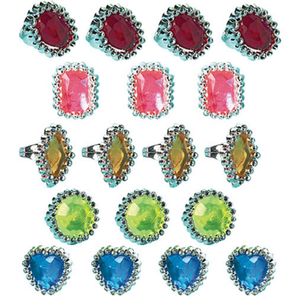 Jewel Rings 18ct Image #1