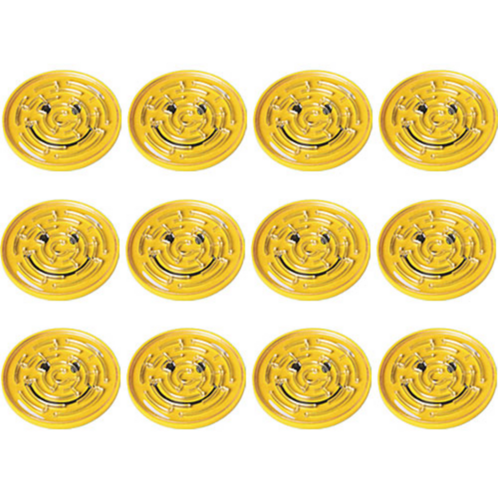 Smiley Maze Puzzles 12ct Party City