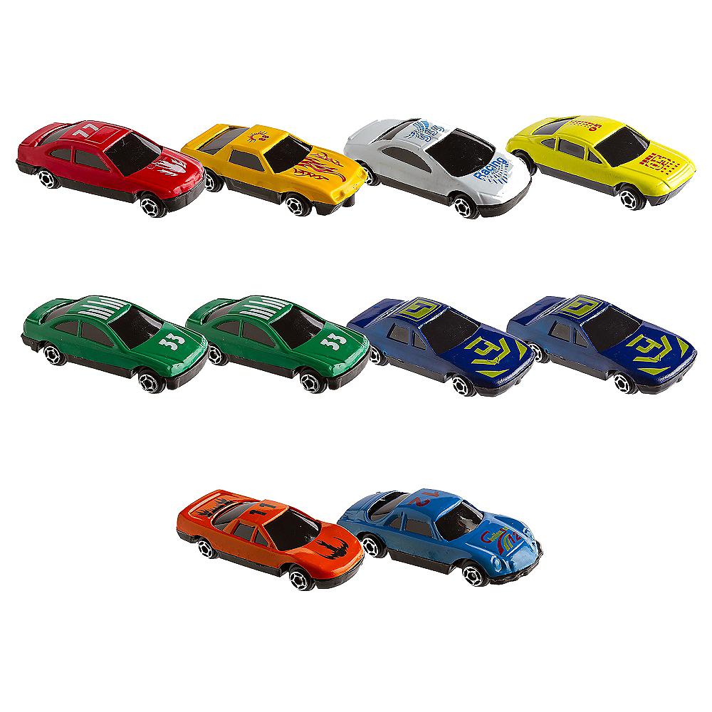 Die-Cast Race Cars 10ct Image #1