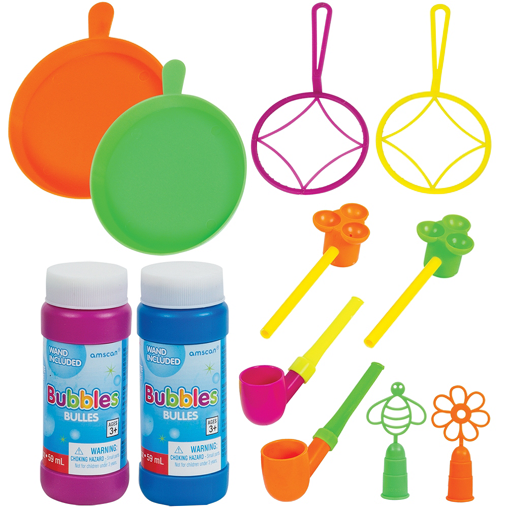 Bubble Fun Set 42pc Image #1