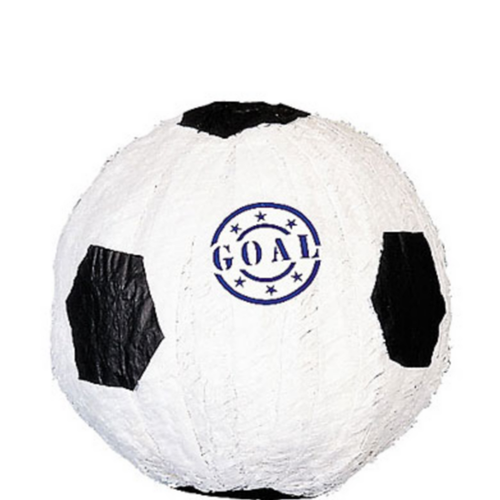Goal Soccer Ball Pinata Image #1