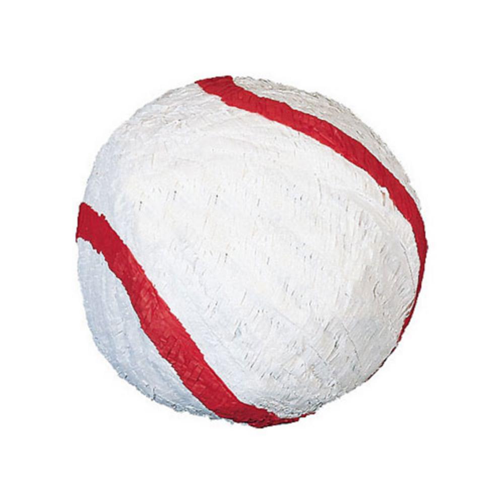 Basic Baseball Pinata Image #1