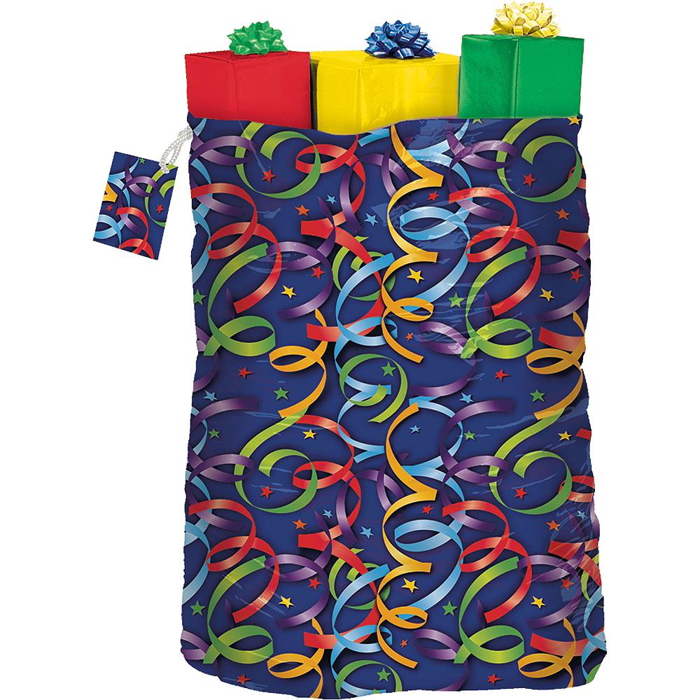 Celebration Streamers Gift Sack Image #1