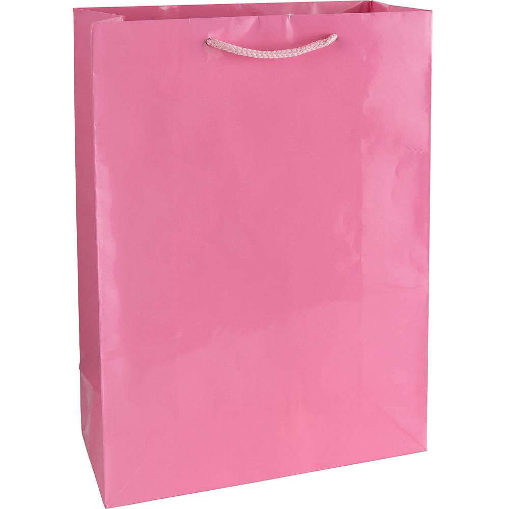 Large Pink Gift Bag Image #1