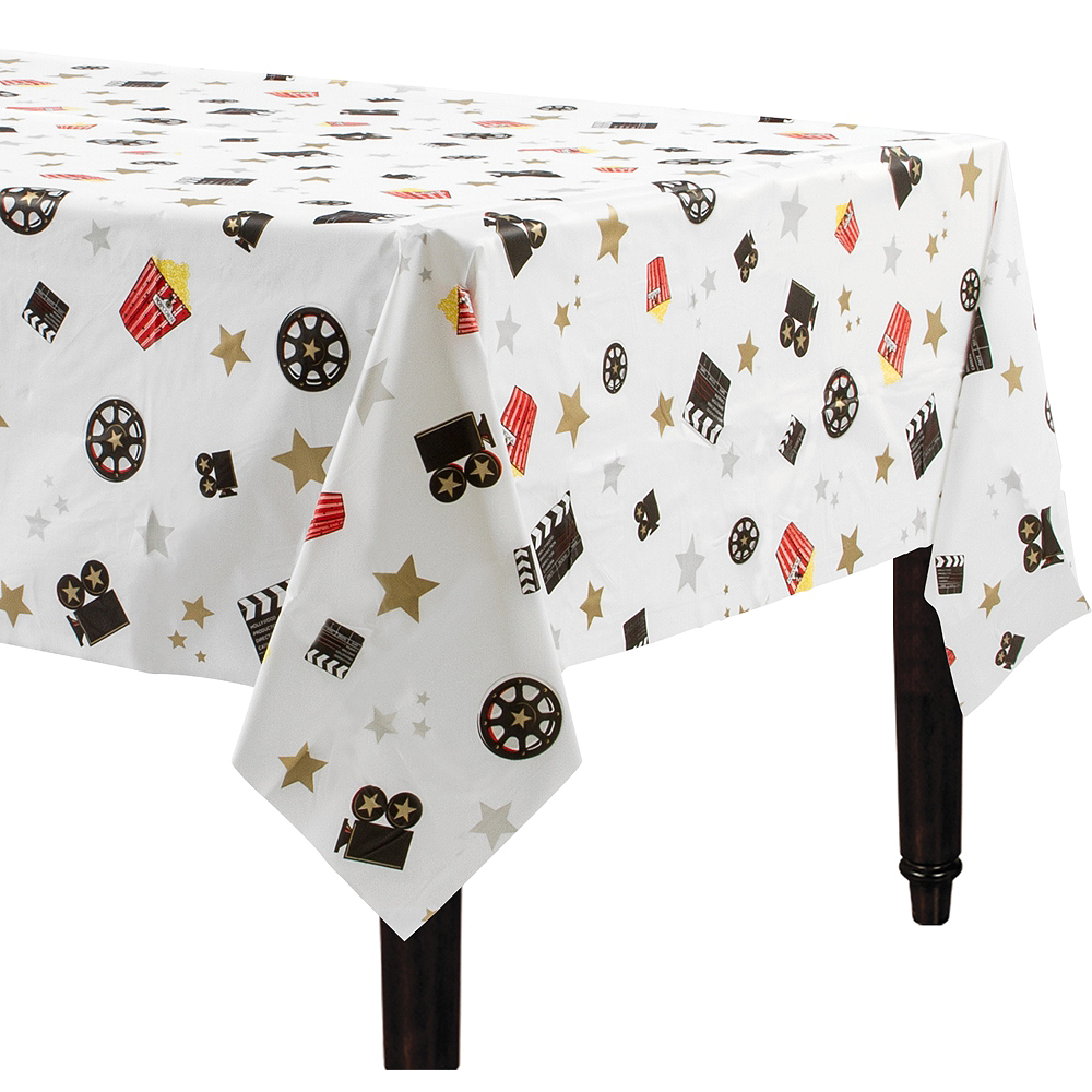 Clapboard Hollywood Table Cover Image #1