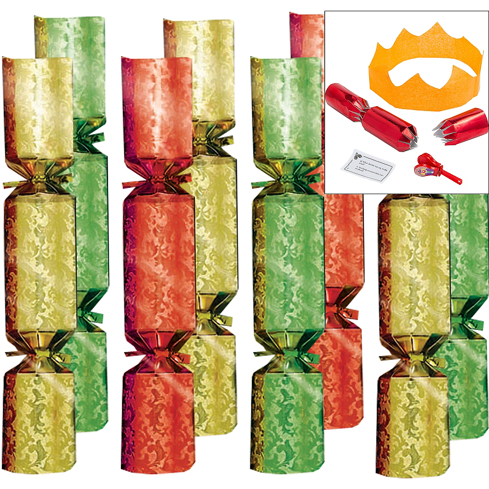 Christmas Crackers 8ct Image #1