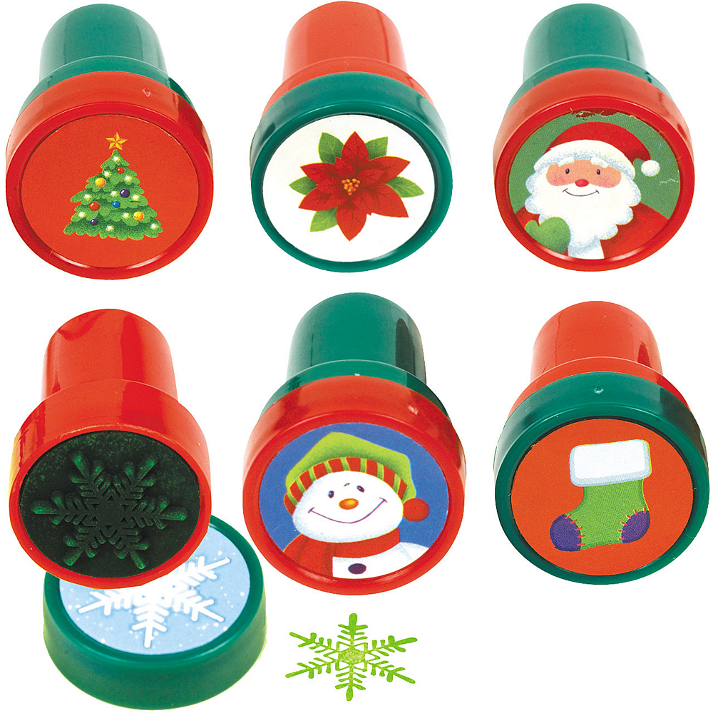 Christmas Stampers 6ct Image #1