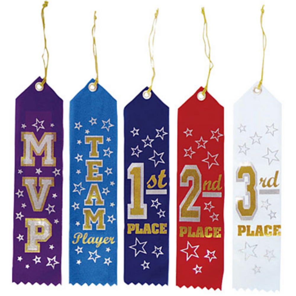 Recognition Ribbons 6ct Image #1