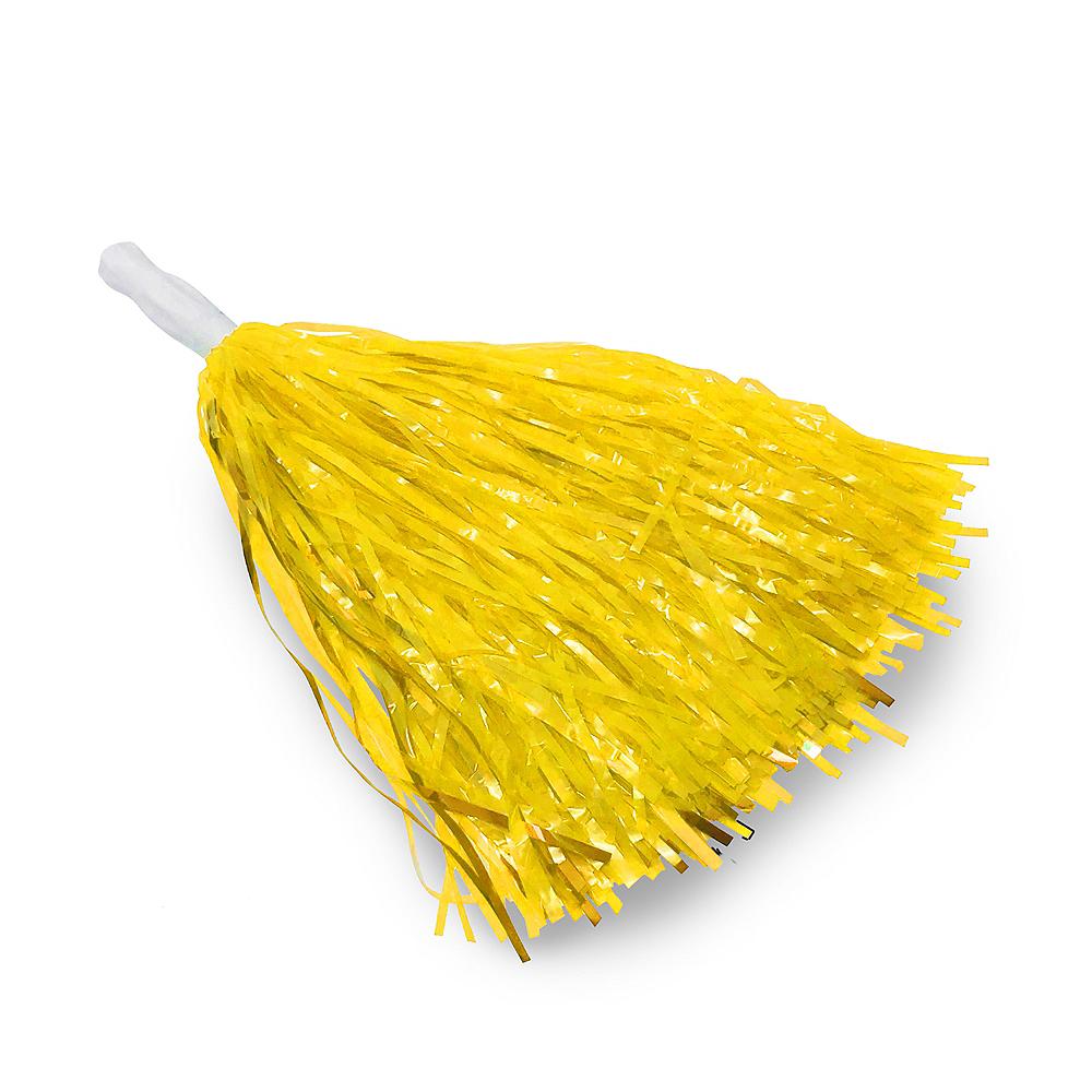 Yellow Pom-Pom Image #1