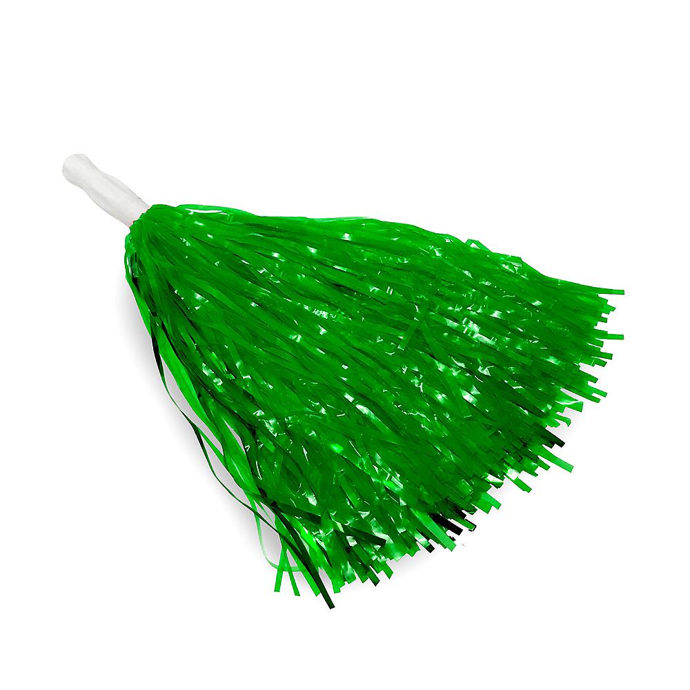 Green Pom-Pom Image #1
