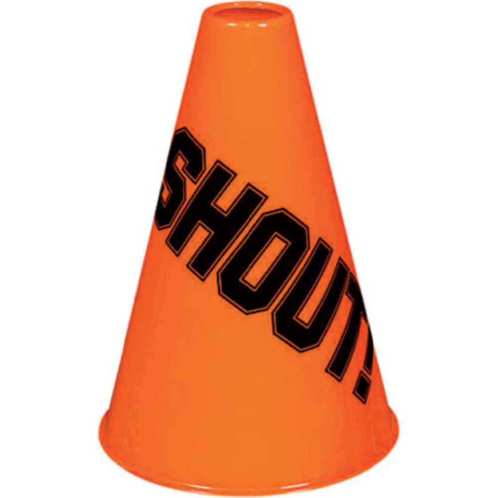 Nav Item for Orange Megaphone Image #1