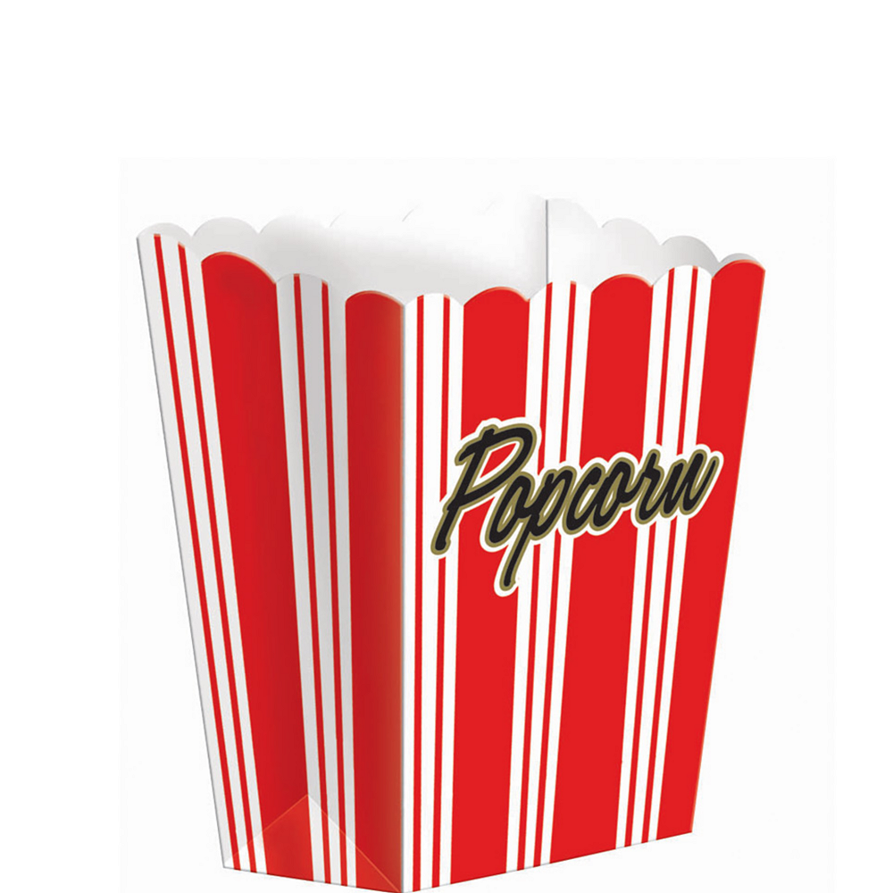 Nav Item for Small Movie Night Popcorn Boxes 8ct Image #1