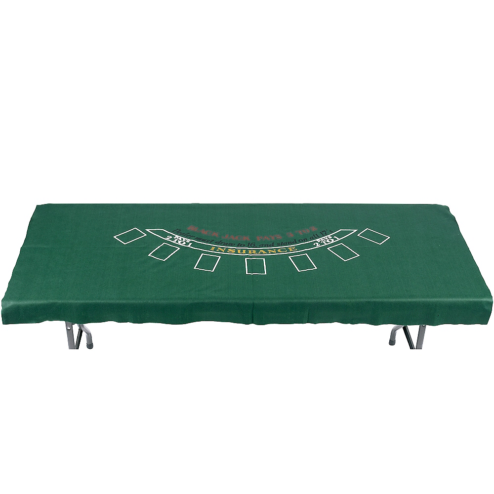 Blackjack Table Cover Image #3
