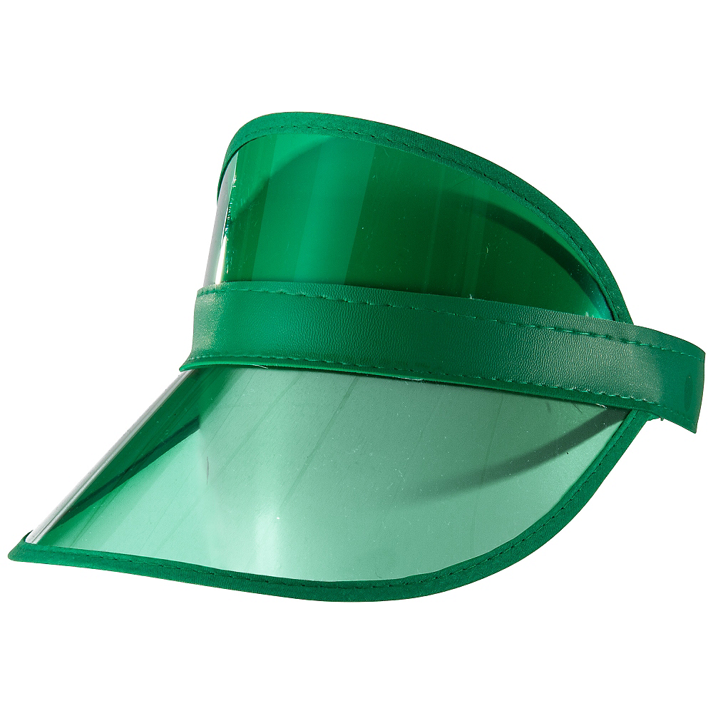 25356aaf0b6dcc Casino Visor 11 1/2in x 4 1/2in | Party City