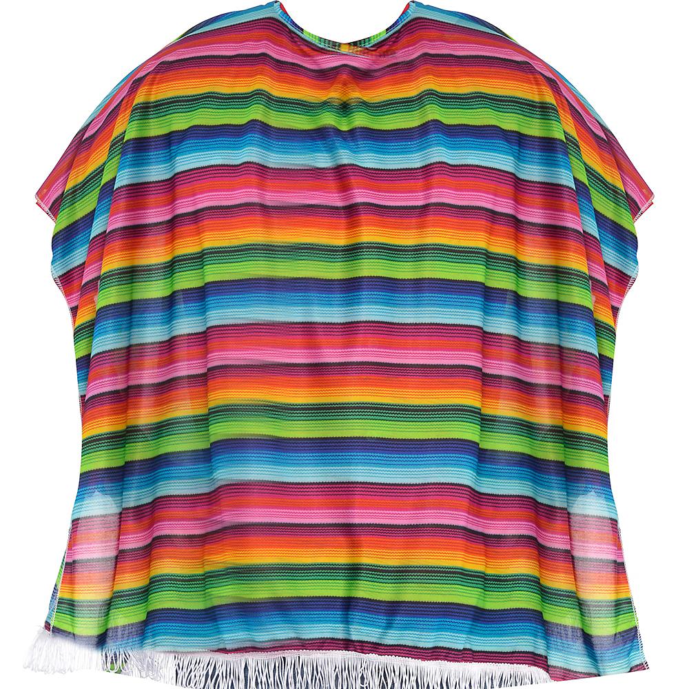 Multicolor Fiesta Serape Image #1