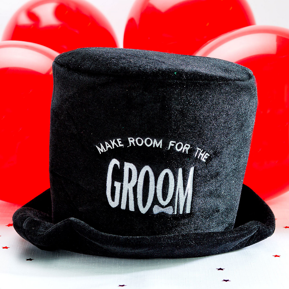 Groom Top Hat Image #1