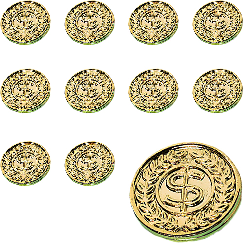 Gold Coins 400ct Image #1