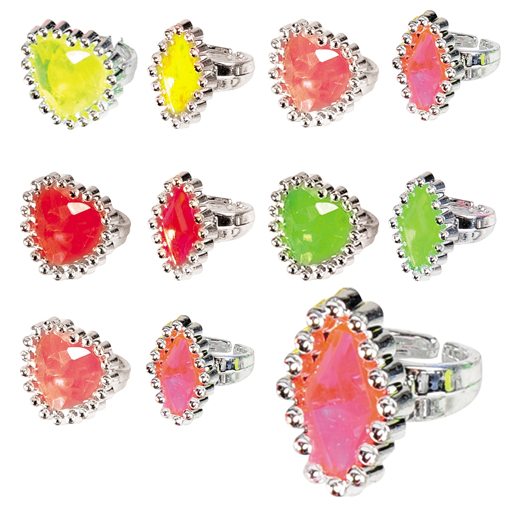 Gemstone Rings 84ct Image #1