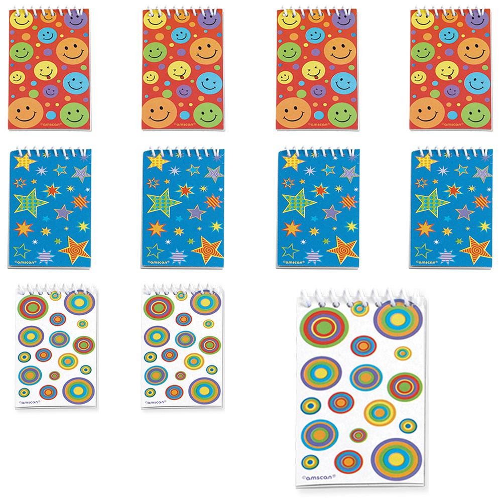 Groovy Notepads 30ct Image #1