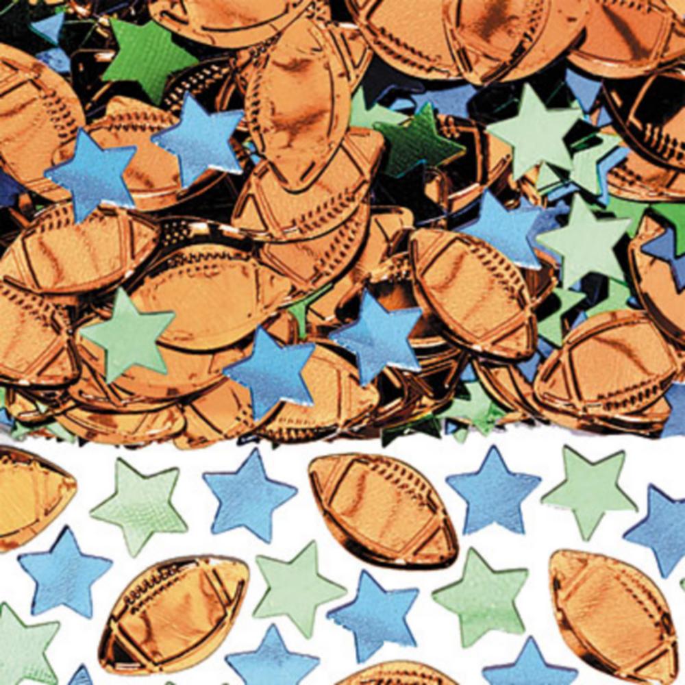 Football Confetti Image #1